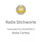 Radix Stichworte Cortesi