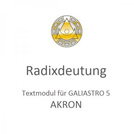 Galiastro_Radixdeutung_Akron