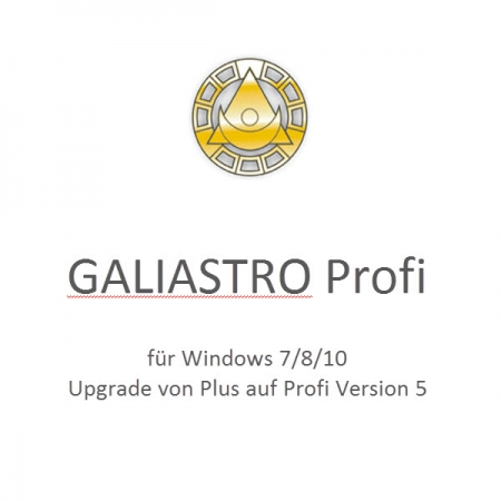 Galiastro Profi Upgrade von Plus