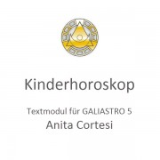 Cortesi Kinderhoroskop Galiastro
