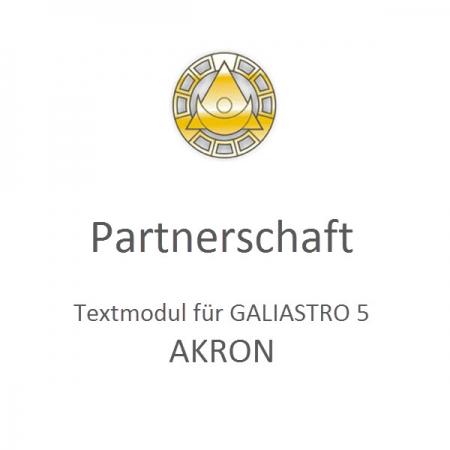Partnerschaft Akron