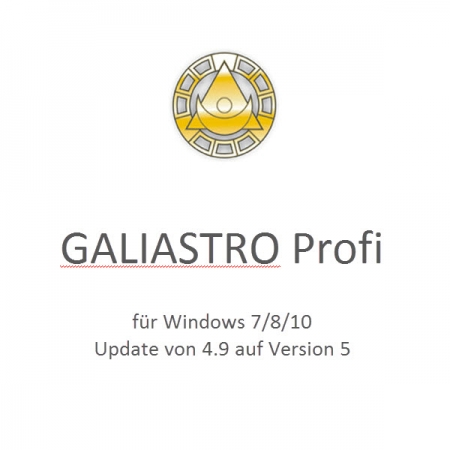 Galiastro Profi Update ab 4.9