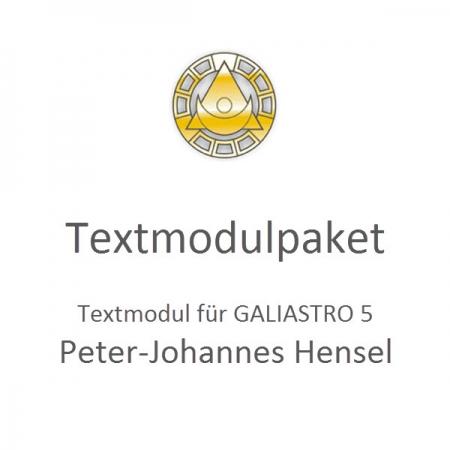 Hensel Textmodulpaket